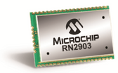 Microchip LoRa RN2903 -  915 module
