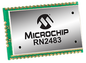 Microchip LoRa RN2483 - 434/868 module