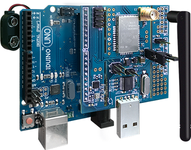 XKit and Arduino Board