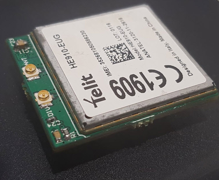 Glyn XBee Cellular OEM modules