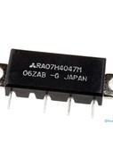 RA07H4047M (400-470MHz 7W, 12.5V, 2 Stage Amp)