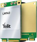 Cellular 4G - LM940 Mini PCIe