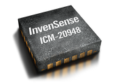 World's Lowest Power 9-Axis MEMS MotionTracking™ Device