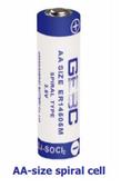 Primary lithium-thionyl chloride(Li-SOCl2) - ER14505M