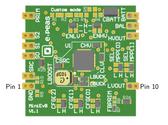 Mini evaluation board for the AEM10941