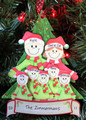 Elf Family of 7