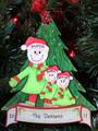 Elf Single Parent, 2 Kids
