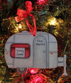 Camper Personalized Ornament