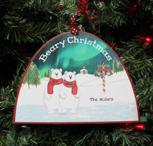 Polar Bears Family of 2