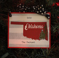 Oklahoma Ornament