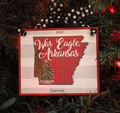 War Eagle Ornament