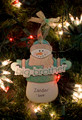 Big Brother Snowman Personalized Ornament