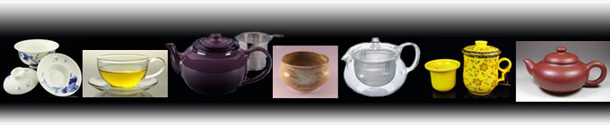 A variety of teapots, gaiwans, cups, and accessories to help you enjoy your tea at its best