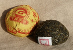 "Xiaguan 2008 FT ""Jia Ji"" Raw Pu-erh Tea - 100g Tuo"