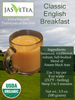 Classic English Breakfast Tea – 100% Organic – 3.5oz