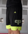 OFFICIAL GAME SHORTS (BLACK)