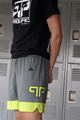 OFFICIAL GREY GAME SHORTS