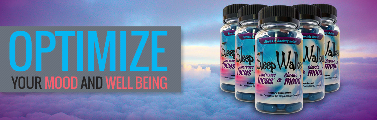 Sleep Walker: Optimize Your Mood and Well Being