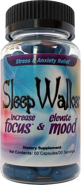 Red Dawn Sleep Walker 60ct Bottle