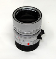 Leica Summilux-M 50mm F1.4 ASPH Lens - Silver (New)