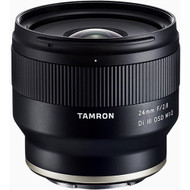 Tamron 24mm F2.8 Di III OSD 1:2 Macro Lens for Sony E (Brand New)