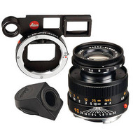 Leica 90mm F4 Macro-Elmar-M Lens Set - New(Limited Offer)