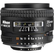 Nikon AF 35mm F2D Nikkor Lens (Used)