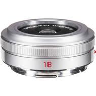 Leica Elmarit-TL 18mm F/2.8 Asph. Lens - Silver (New)