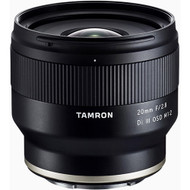 Tamron 20mm F/2.8 Di III OSD 1:2 Macro Lens for Sony E (New)