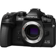 Olympus OM-D E-M1 Mark III Body (New)
