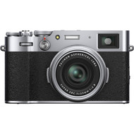 Fujifilm X100V Digital Camera - Silver (New)