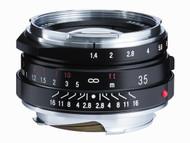 Voigtlander Nokton Classic 35mm F/1.4 II MC - Leica M mount (Brand New)