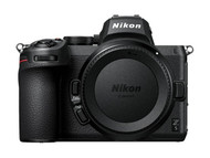Nikon Z5 Mirrorless Digital Camera Body (New)