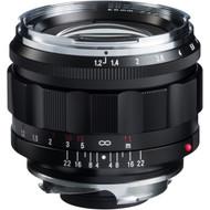 Voigtlander Nokton 50mm F1.2 Aspherical VM Lens (Used)