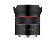 Samyang AF 18mm F2.8 UMC II Lens for Sony E-Mount (New)