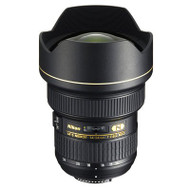Nikon AF-S 14-24mm F2.8G ED Lens - New ($500 Cash Back)