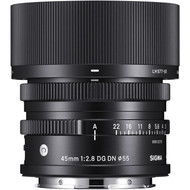 Sigma 45mm F2.8 DG DN Contemporary Lens for Sony E mount (Used)