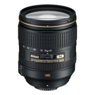 Nikon AF-S 24-120mm F4G ED VR Lens (Used)