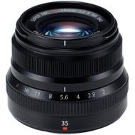 Fujinon XF 35mm F2 R WR Lens Black (Used)