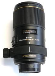 Sigma 150mm F2.8 APO Macro EX DG OS HSM Lens for Nikon (Used)