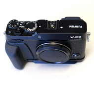 Fujifilm X-E3 Black Body with MHG-XE3 grip (Used)