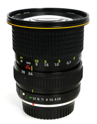 Tokina AT-X 24-40mm F/2.8 Lens for Pentax PK-A (Used)