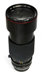 Tokina AT-X 80-200mm F/2.8 II Lens for Pentax PK-A (Used)