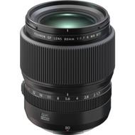 Fujifilm GF 80mm F/1.7 R WR Lens (Brand New)