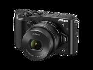 Nikon 1 V3 + 10-30mm VR PD Zoom Kit - Black (New)