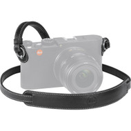 Leica Leather Strap with protection flap - Black (New)