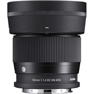 Sigma 56mm F/1.4 DC DN Contemporary Lens for L-Mount (New)