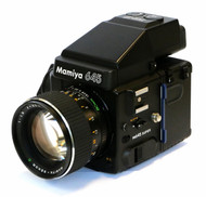 Mamiya M645 Super with Mamiya Sekor-C 80mm F/1.9 Lens Kit (Used)