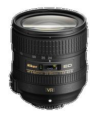 Nikon AF-S 24-85mm F3.5-4.5G VR Lens (New)