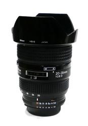 Nikon AF 20-35mm F/2.8D IF Lens (Used)